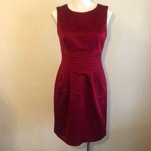Banana Republic Red Dress size 4